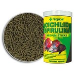 Tropical Cichlid Spirulina Medium Sticks 90 g/250 ml