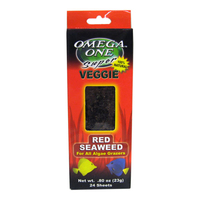 Omega One Super Veggie Red Seaweed 23 g/24 levyä