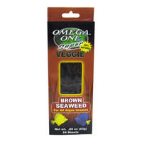 Omega One Super Veggie Brown Seaweed 23 g/24 levyä