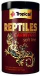 Tropical Soft Line Reptiles Carnivore 65 g/250 ml