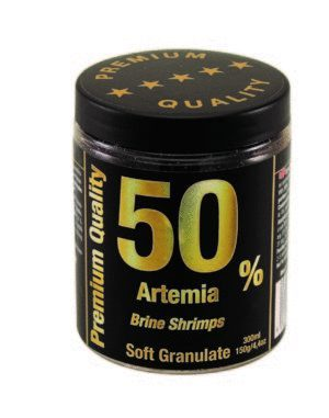 Discusfood Artemia 50 Soft Granulate 150 g