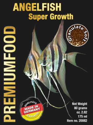 Discusfood Angelfish Super Growth 80 g