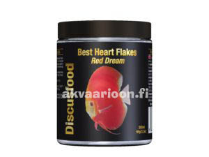 Discusfood Best Heart Flakes Red Dream 65 g/300 ml