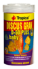 Tropical Discus Gran D-50 Plus baby 130 g/250 ml
